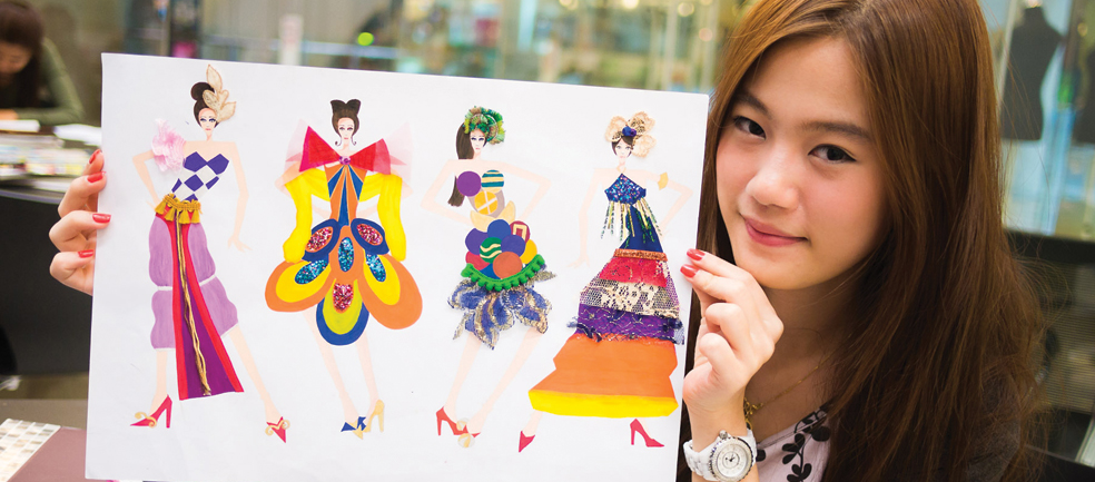 Khun May and her design work