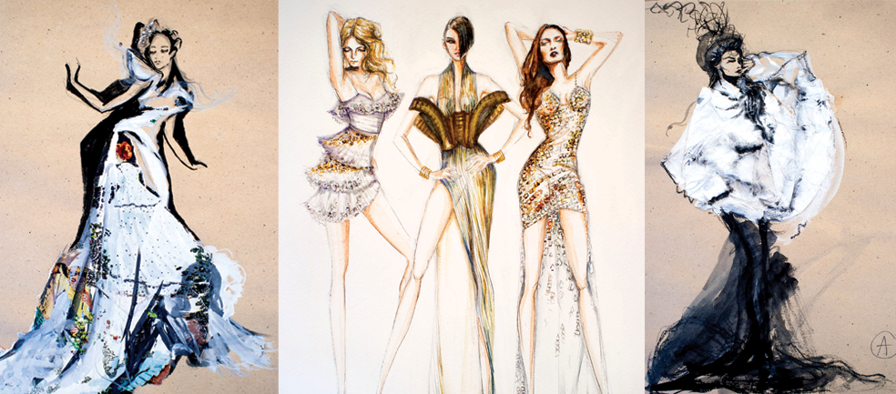 Advanced Fashion Illustration
