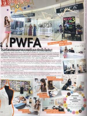 PWFA S Kawaii